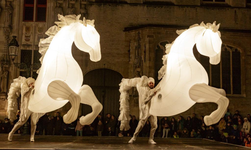 Fiers à cheval ©Marc Van Canneyt